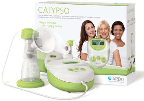 Ardo mellszívó elektromos 1 szívófejjel Calypso