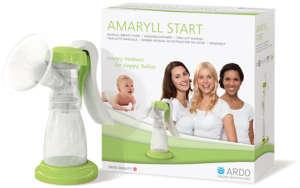 Ardo Mellszívó kézi bővíthető Amaryl Start 26mm-es tölcsérrel 30206066 Mellszívó