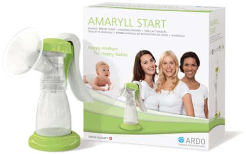 Ardo mellszívó kézi bővíthető Amaryl Start (26mm-es tölcsérrel)