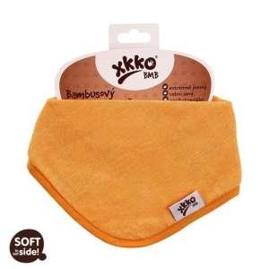 Xkko Bambusz patentos Nyálkendő #narancssárga 30206095 Nyálkendő