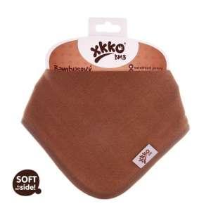 Xkko Bambusz patentos Nyálkendő #barna 30206102 Nyálkendő