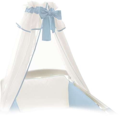 Ceba baldachin függöny 160x270 - kék