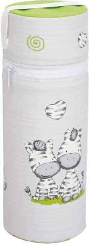 Ceba cumisüveg melegentartó Standard - Zebra szürke