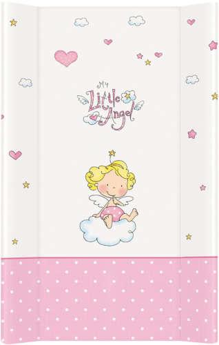Ceba pelenkázó lap merev 2 oldalú (50x80cm) - Little Angel