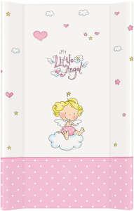 Ceba merev Pelenkázó lap - LittleAngel #rózsaszín 30206160