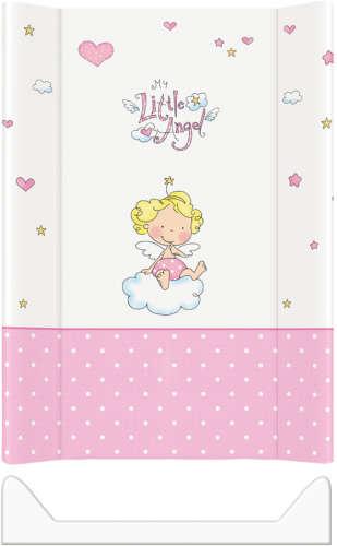 Ceba pelenkázó lap puha 2 oldalú (50x70cm) - Little Angel