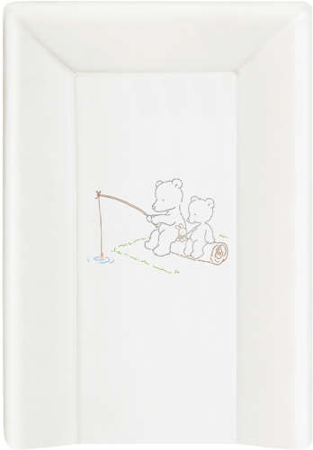 Ceba pelenkázó lap puha 3 oldalú (50x70cm) - Papa Bear