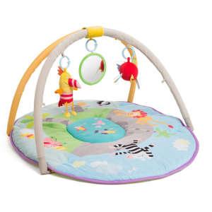 Taf Toys Dzsungel cimborák Játszószőnyeg játékhíddal 30206248