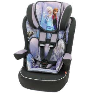 Nania Disney I-max autósülés (9-36kg) Jégvarázs (lila-fekete)