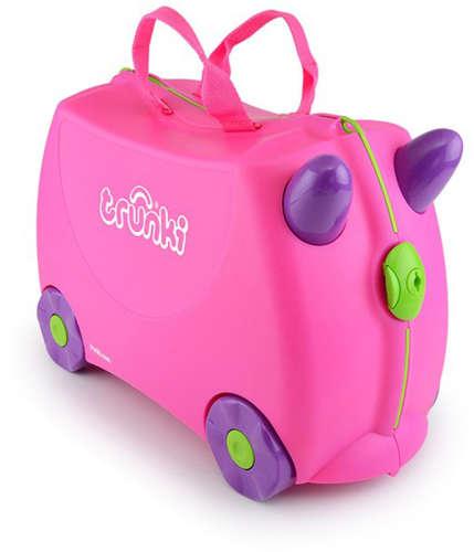 Trunki gyermek bőrönd - Trixi