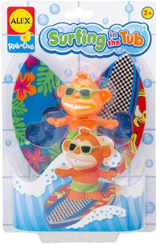 Alex fürdőjáték - majomszörf --884