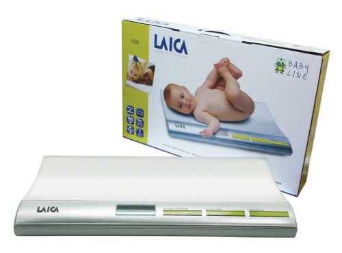 Laica Baby digitális Babamérleg
