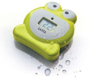 Laica Baby Vízhőmérő #békás