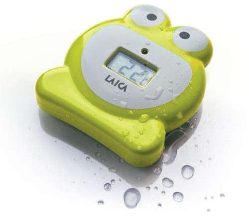Laica Baby vízhőmérő békás