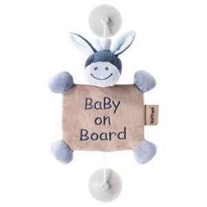 """Nattou plüss """"Baby on Board"""" jelzés 30206509 Baby on board jelzés"""