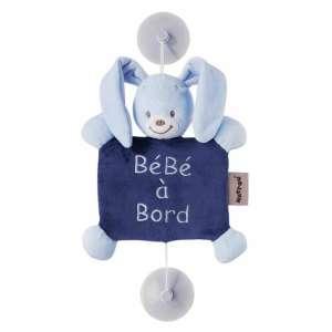 """Nattou plüss """"Baby on Board"""" jelzés 30206510"""