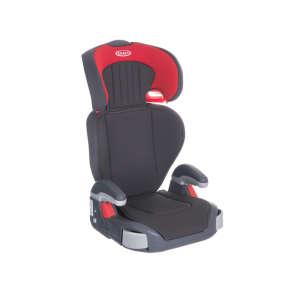 Graco Junior Maxi Biztonsági Autósülés 15-36kg #szürke-piros 30206571
