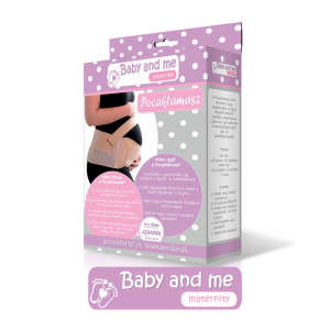 Baby and me Pocaktámasz - XXL 30206581 Alakformáló fűző, hastartó pánt