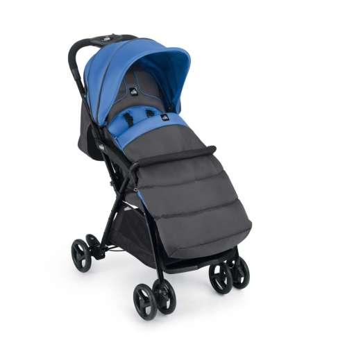 CAM Curvi Sportbabakocsi #kék-szürke