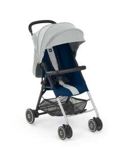 CAM Fletto sportbabakocsi #szürke-kék