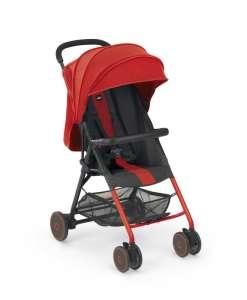 CAM Fletto sportbabakocsi #piros-szürke