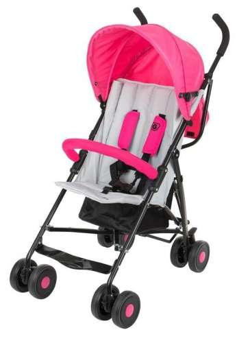 GMini Easy sportbabakocsi Rose (rózsaszín-szürke)