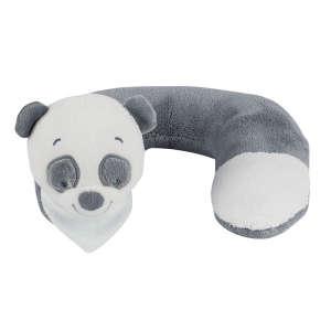 Nattou plüss Nyakpárna - Panda #fehér-szürke 30206652 Nyakpárna