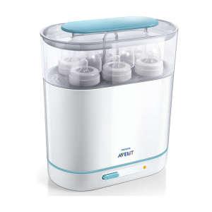 Avent elektromos gőz Sterilizáló 3in1 30472108 Sterilizáló
