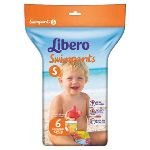 Libero Swimpants úszópelenka (7-12kg) (6db) - S