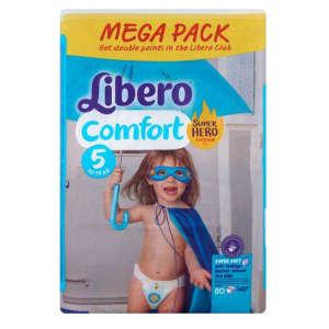 Libero Comfort Super Hero Pelenka 10-14kg (80db)  30206786