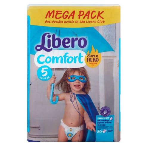 Libero Comfort Pelenka #10-14kg #80db Super Hero #5