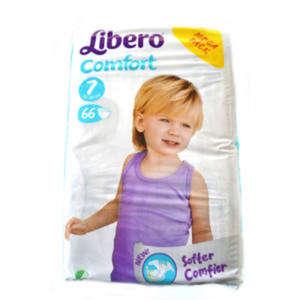 Libero Comfort 7 Pelenka 16-26kg (66db) 30206788 -25kg Pelenka