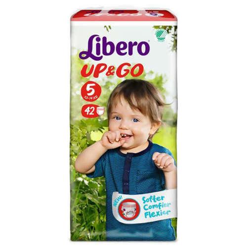 Libero Up&Go bugyipelenka (10-14kg) (42db) (5)