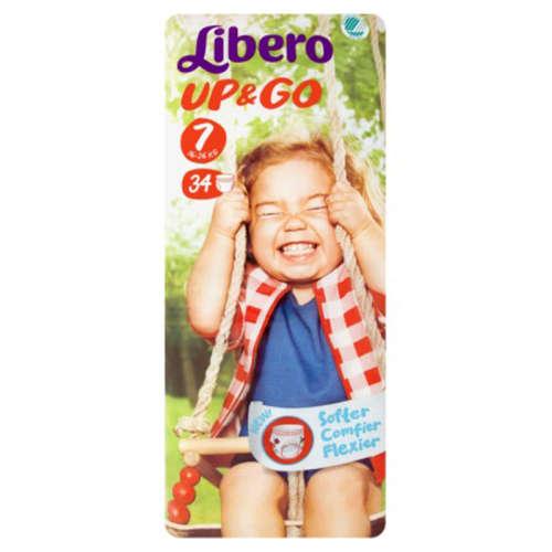 Libero Up&Go Bugyipelenka 16-26kg 34db 7