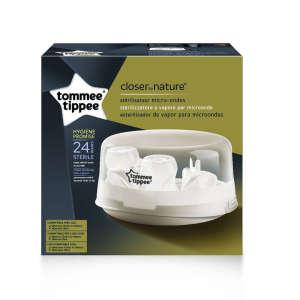 Tommee Tippee CTN mikrohullámú Gőzsterilizátor 30256323 Sterilizáló