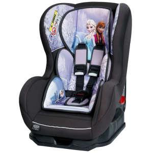 Nania Disney Cosmo Gyerekülés Jégvarázs 0-18kg #fekete-lila 30206899 Gyerekülés
