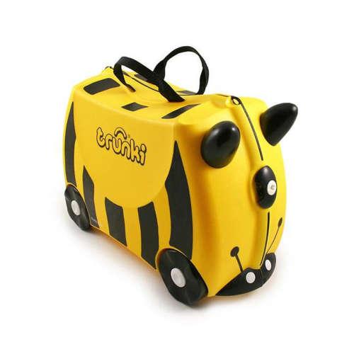 Trunki gyermek bőrönd - Bernard, a méhecske