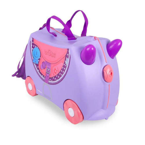 Trunki gyermek bőrönd - Bluebell, a póni