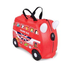Trunki gyermek bőrönd - Boris a busz 30206910 Gyerek bőrönd