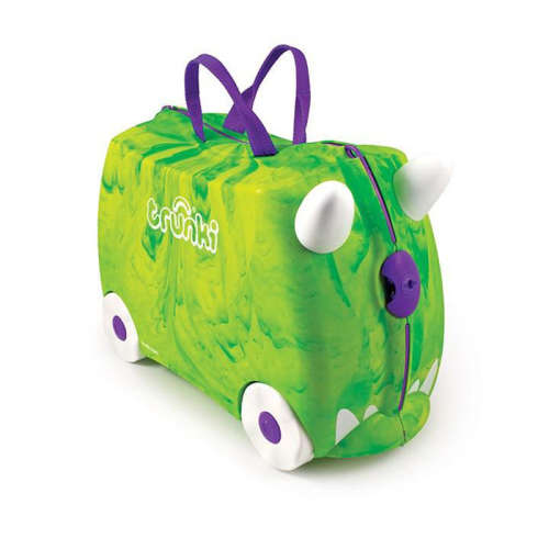 Trunki gyermek bőrönd - Rex, a dinó