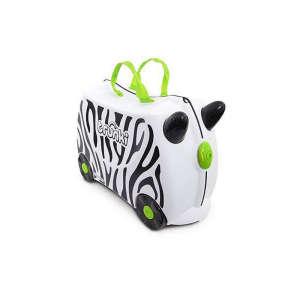 Trunki gyermek bőrönd - Zimba a - zebra 30206914 Gyerek bőrönd