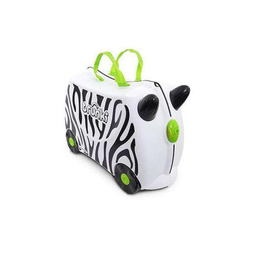 Trunki gyermek bőrönd - Zimba, a zebra