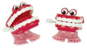 Felhúzható játék - Csattogó fogak 30207993