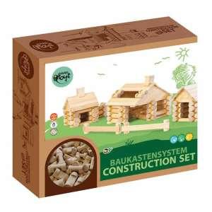 VARIS rönkfa Építőjáték #111db-os