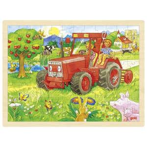 Fa kirakó - Fram 30994375 Puzzle gyereknek