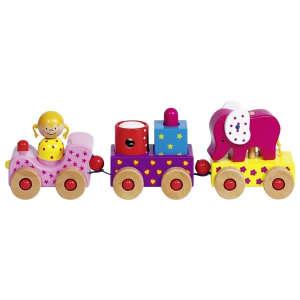 Fa vonat dudával 30994500 Vonat, vasúti elem, autópálya