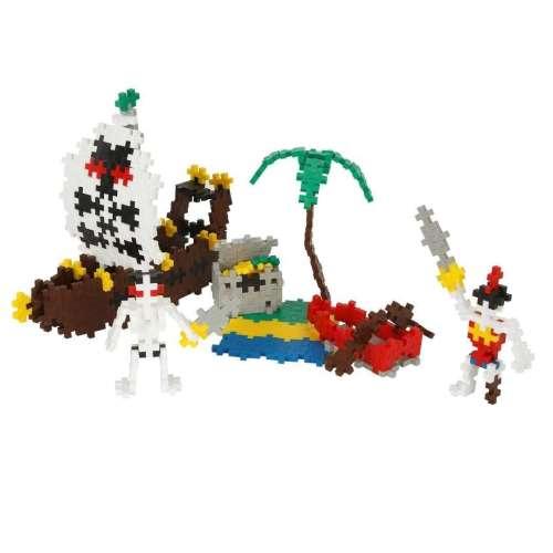 Plus-Plus Basic Építőjáték - Kalózok