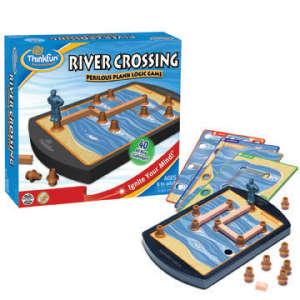 ThinkFun - River Crossing 30994276 Fejlesztő játék iskolásoknak