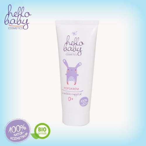 Hello Baby Cosmetics Popsikrém 75ml