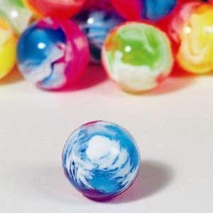 Márványmintás Labda #kék 30994177 Pattogó labda